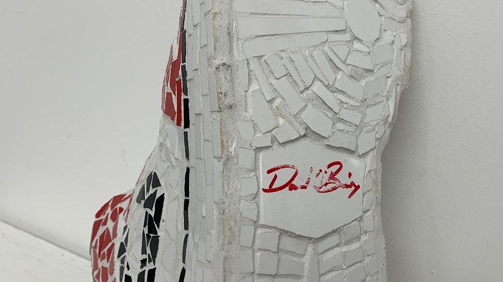 Red Nike Air Jordans