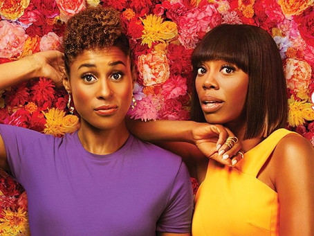 WHY YOU GOTTA BE SO INSECURE: SEASON 3 PREMIERE
