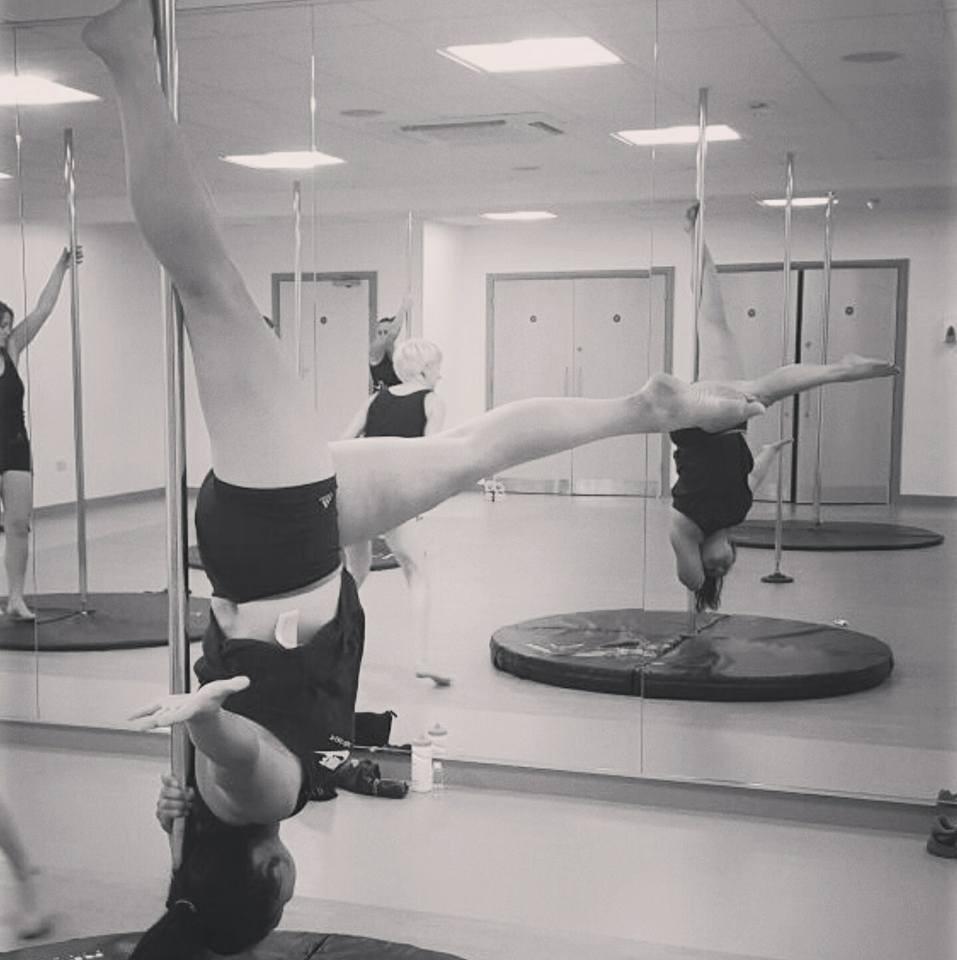 Jodie Golby at Arun Leisure Centre