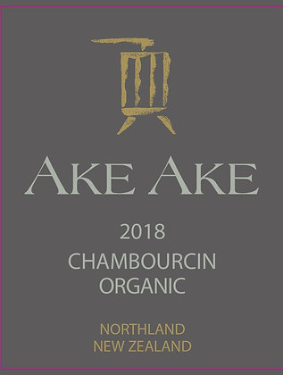 Organic Chambourcin 2018