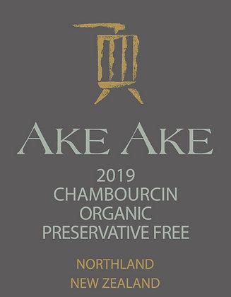 Preservative Free Organic Chambourcin 2019