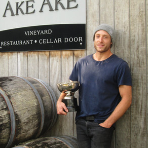 Pietro Aloisi wins Northern Young Viticulturist of the Year 2019