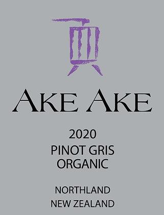 Pinot Gris Organic 2020