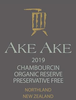 Reserve Chambourcin Organic Preservative Free 2019