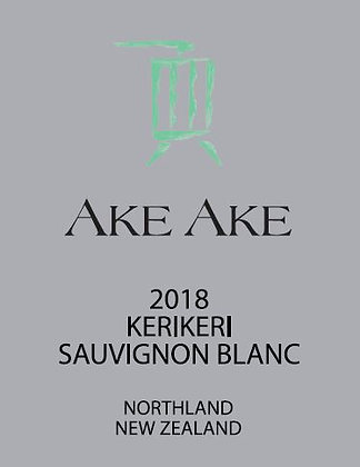 Kerikeri Sauvignon Blanc 2018