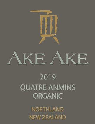 Organic Quatre Anmins 2020  Four Friends