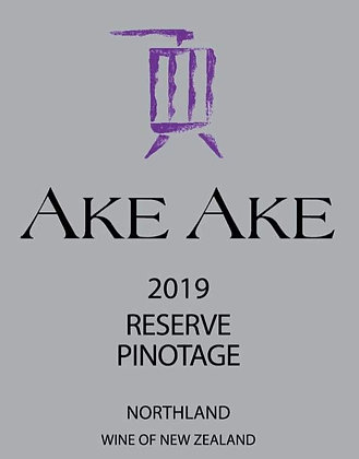 Reserve Pinotage 2019