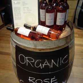 It's Gold - Ake Ake Rose wins gold at the NZ Organic Wine Awards