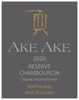 Reserve Chambourcin  2020 - Organic & Preservative Free