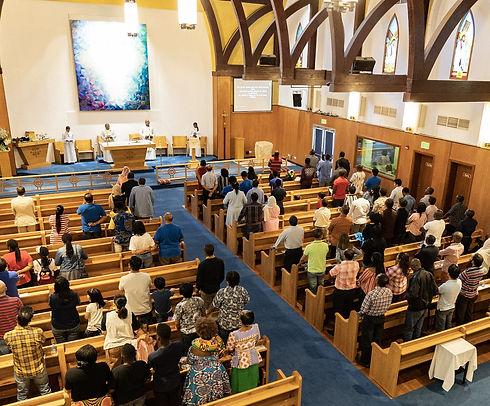 Epiphany Doha congregation