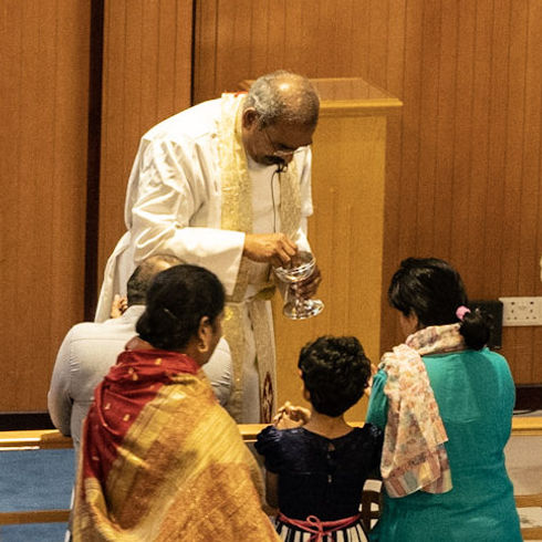 Photo for Tamil congregation - Worship l