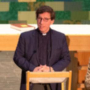 Rev. Canon Paul-Gordon Chandler