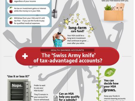 Ways a Health Savings Account Improve Your Finances
