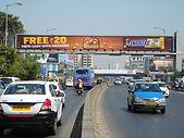 Spectacular (Gantry) - Mahim Causeway, Mumbai