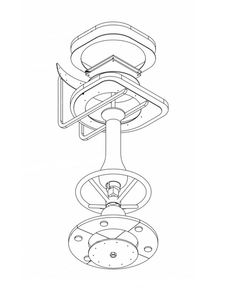 Fabrication -Bar Stool for MBDS