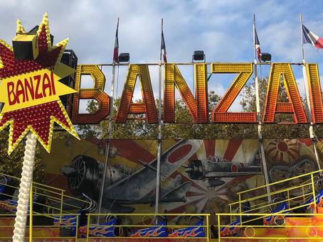 Kamikaze, Banzai
