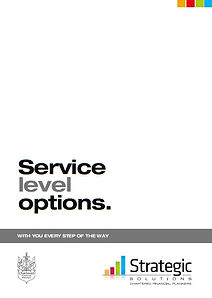 Service level options