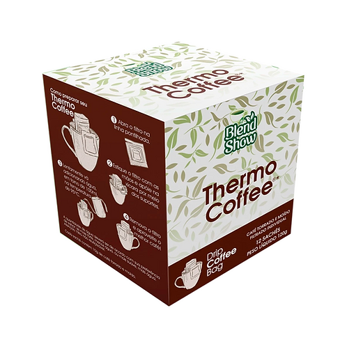 THERMO COFFEE - 12 DRIP COFFEE BAG