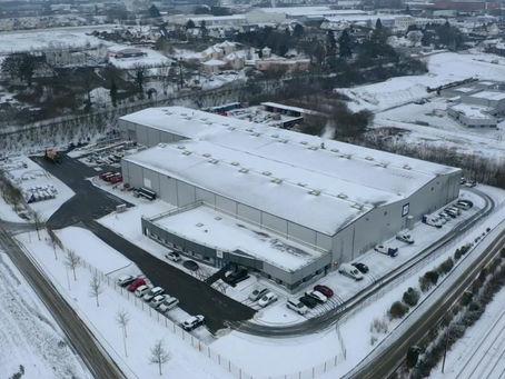 FAO sous la neige