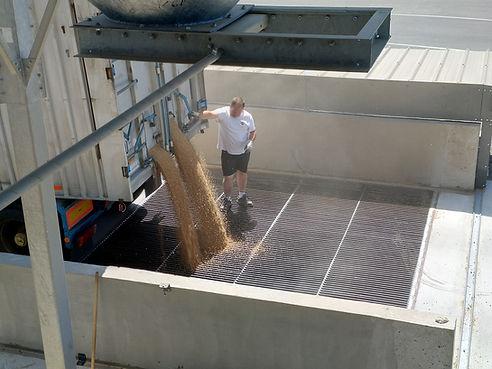 FAO solution : silo grains céréales, séchoir grains céréales, séchage grains céréales, nettoyeur grains céréales, stockage grains céréales.