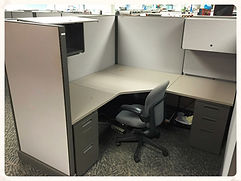 used cubicles, used workstations