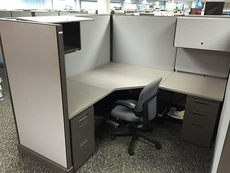 used cubicles, used work stations