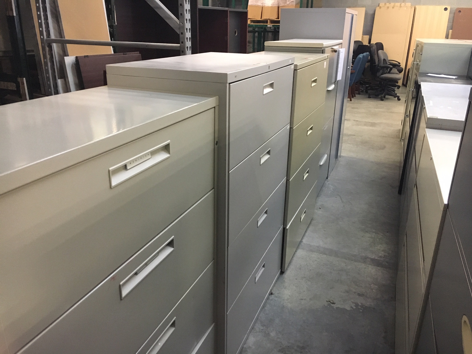 sales of new and used office furniture in greensboro nc pre owned filing cabinets. Black Bedroom Furniture Sets. Home Design Ideas