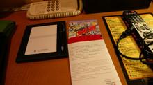 東京・龍名館・・おもてなしポストカード
