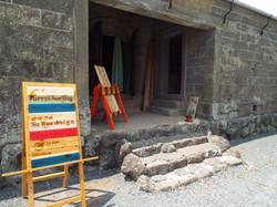 第2スタジオ兼教室入口1