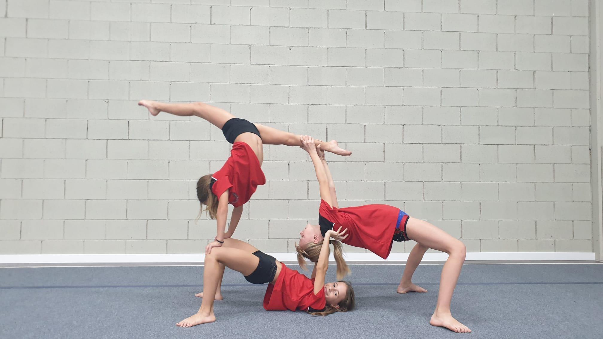 sala de acrobatica deportiva