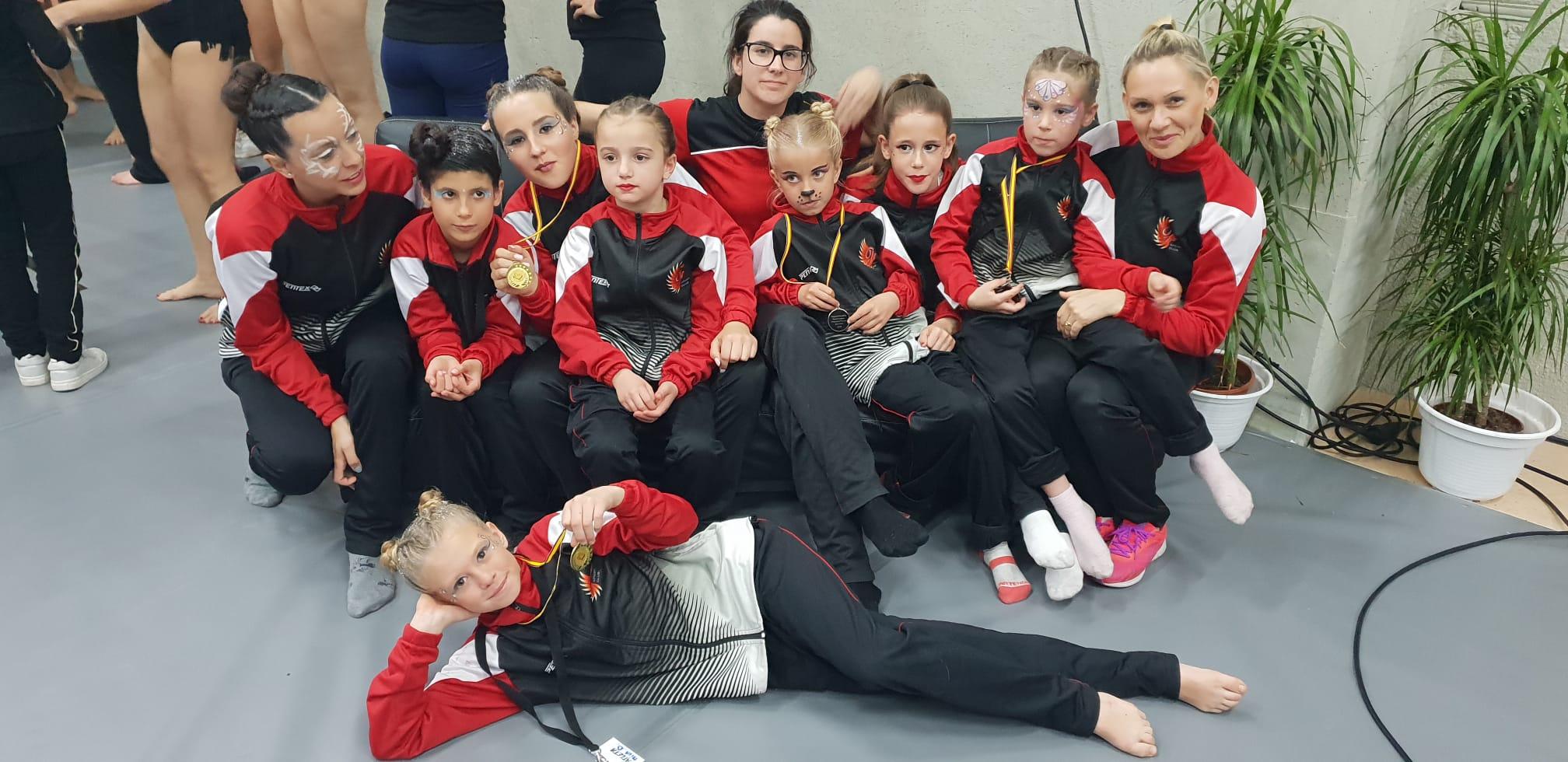 competición nacional pole sport