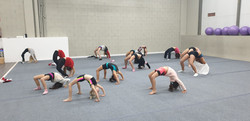 acrobatica deportiva para niños deporte para niños en vilanova i la geltru