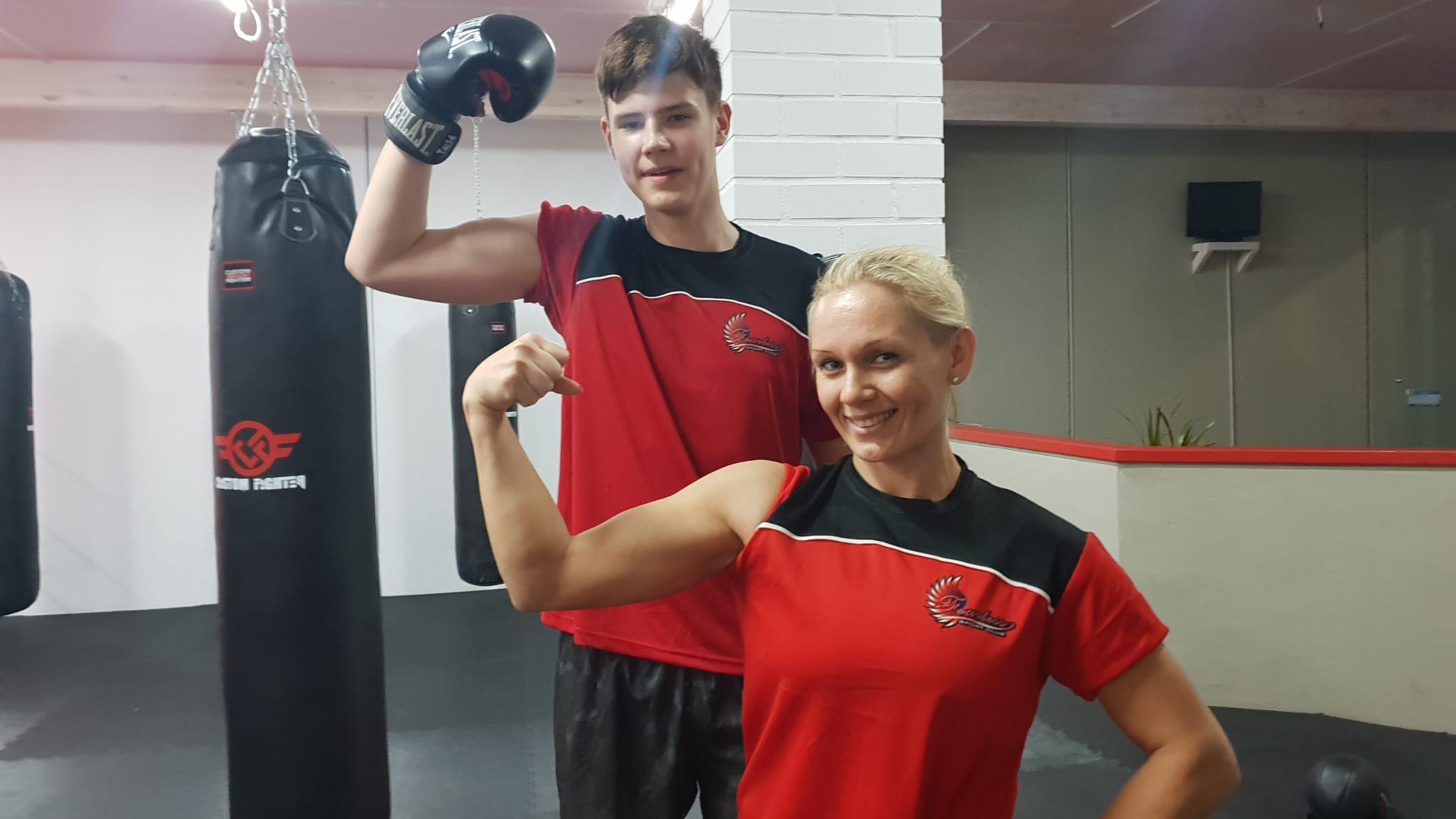 boxeo femenino boxeo masculino vilanova i la geltru