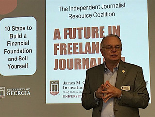 UGA extends a life line to freelancers