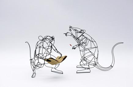 おしゃべりネズミ