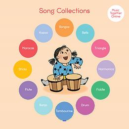 MTOnline SocialTiles BONGOS SongCollecti