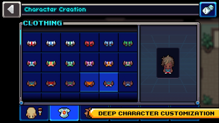 Coromon Character Creation Outfit