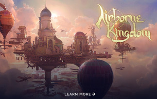 Airborne Kingdom Our Games Banner double