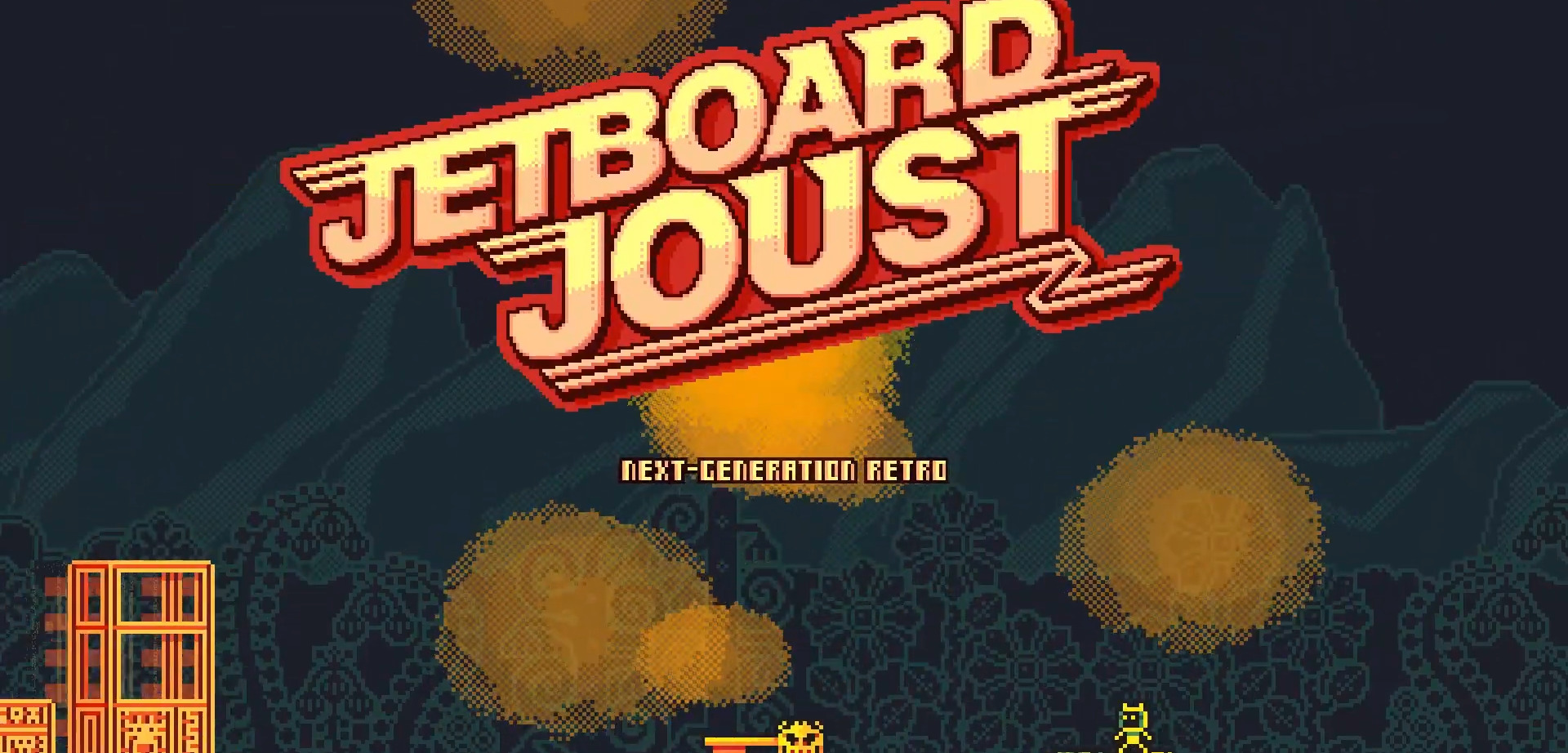 JetBoard Joust