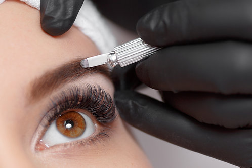 Eye Brow Microblading Basic