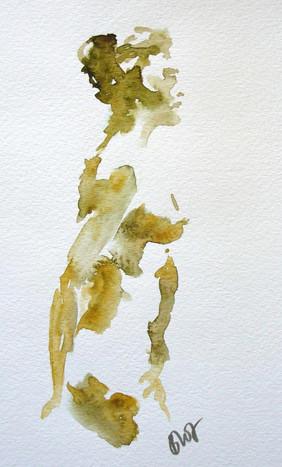aquarelle, 18x24