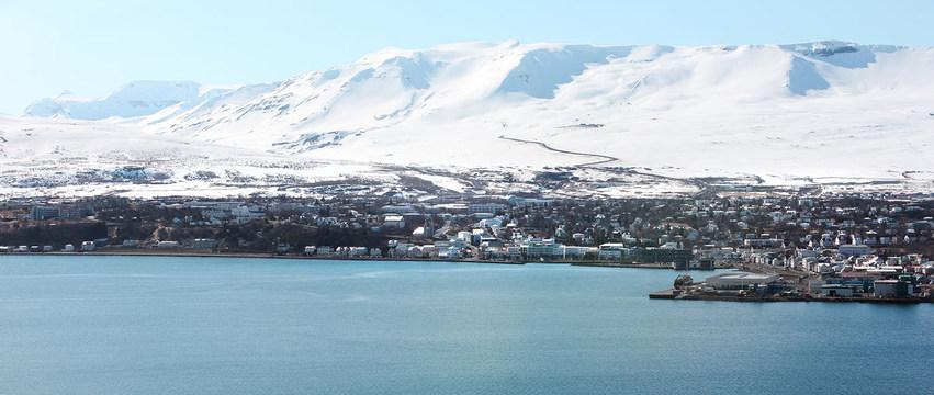 Skólphreinsistöð á Akureyri