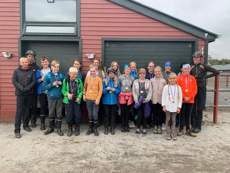 Reiðnámskeið sumarið 2020