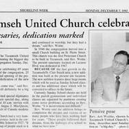 1992 - December Shorline Week Article.jp