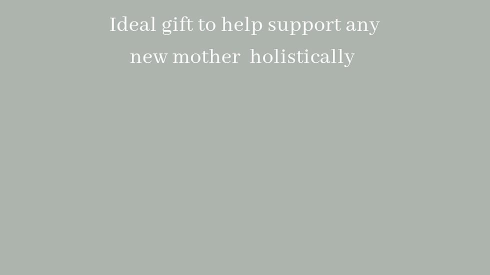 Postnatal care kit