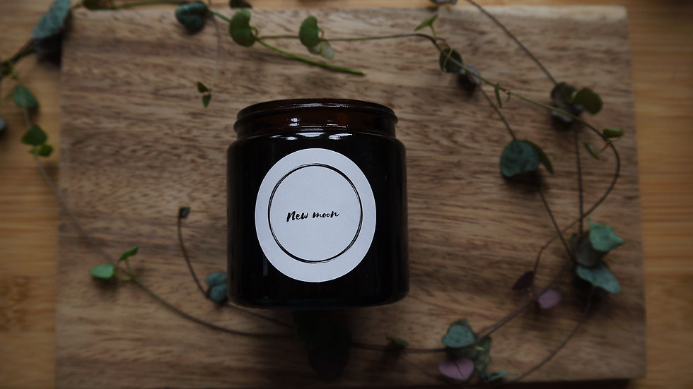 New moon candle 120ml