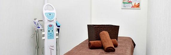 三重県四日市のメンズ脱毛サロンYOUR Style(ユアースタイル)施術室