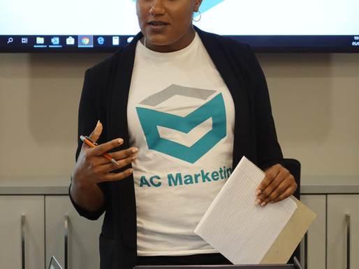 How we Create Content for Clients at AC Marketing Caribbean