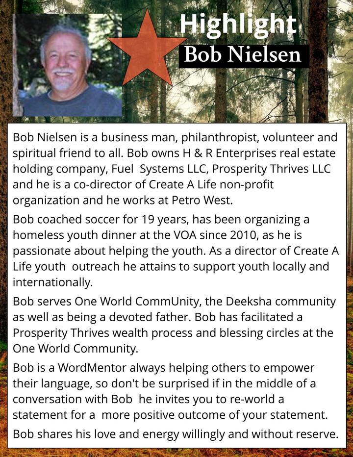 Bob Nielsen Highlight