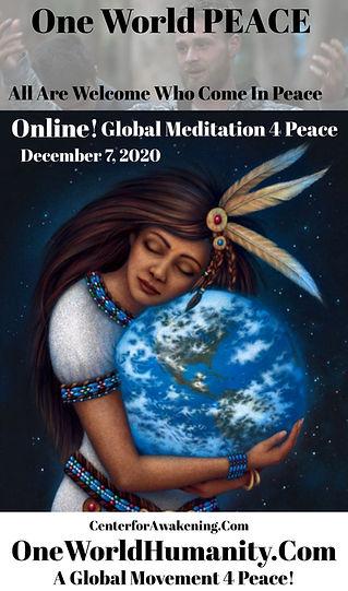 One World Humanity Global Meditation (9)